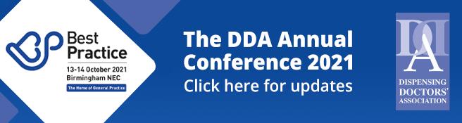 DDA Annual Conference 2021